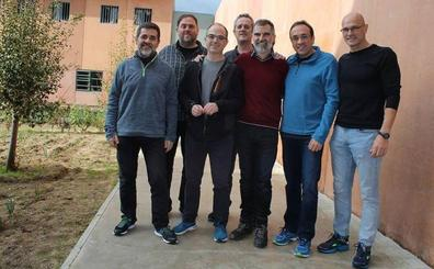 El Supremo deniega la libertad provisional a los presos del procés