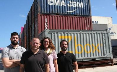 El contenedor plegable que revolucionará el transporte de mercancías