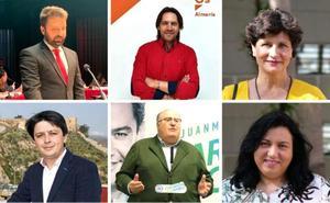 El PP estrena cuatro diputados provinciales y Cs y Vox uno por partido