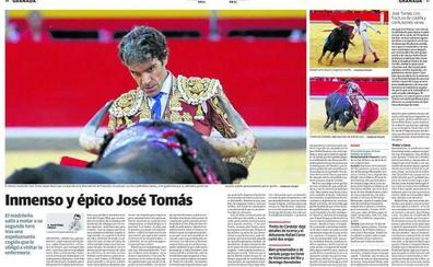 La apoteosis en Granada en 2014