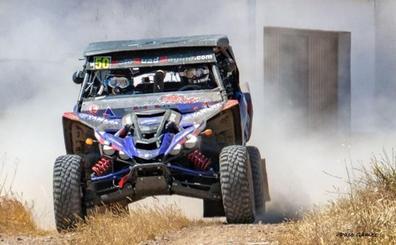 Delgado y Puyol se imponen en la IV Baja TT Dehesa de Extremadura