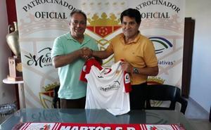 Rafa Ruano tratará de devolver al Martos CD a la Tercera División