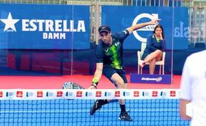 Javi Ruiz consigue acceder a las semifinales en el World Pádel Tour