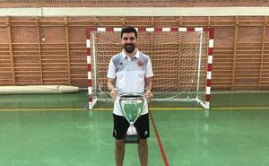 El entrenador lojeño Paco Delgado da un nuevo paso en el Jimbee Cartagena