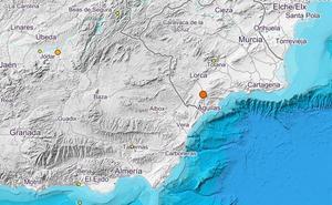 Un terremoto de 3,8 grados crea alarma en Lorca y obliga a desalojar el teatro