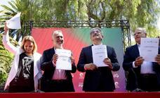 El pacto de la izquierda desaloja a Coalición Canaria tras 26 años en el Gobierno