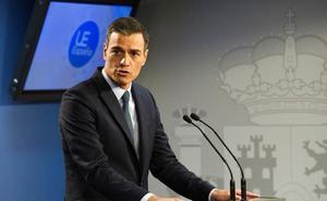 Sánchez está en manos de Podemos y Esquerra