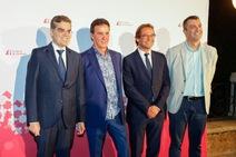 Rostros conocidos en el cóctel inaugural del Festival de Música y Danza de Granada