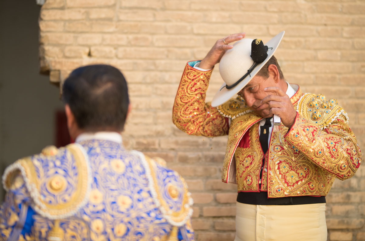 Las mejores fotos de la corrida de toros del viernes en el Corpus de Granada
