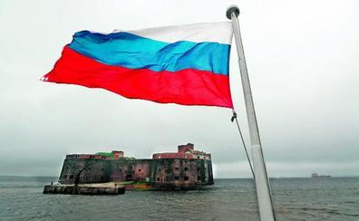 El turismo se hace fuerte en Rusia