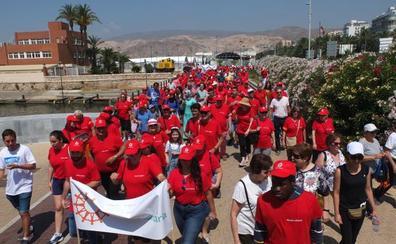Almería vive la fiesta de la inclusión
