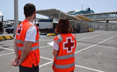 Un centenar de voluntarios de Cruz Roja velará por la OPE