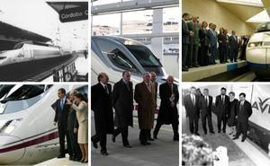 Cuenta atrás para el AVE a Granada: seis ciudades cuentan cómo les cambió la Alta Velocidad