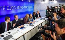 El PP baraja cambios en su cúpula nacional para reforzar la coordinación con los territorios