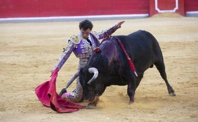 Borja Collado y Miguel Aguilar ponen broche triunfal a la feria del Corpus