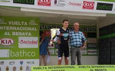 Carlos Rodríguez gana en Besaya