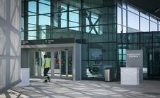 La estación de Andaluces se prepara para la llegada del AVE