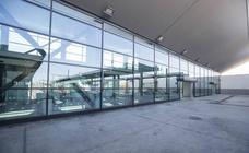 La nueva estación de tren de Andaluces en Granada, por dentro