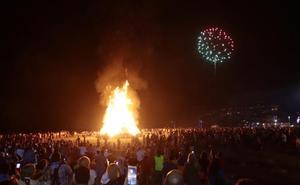 Magia y 'efectos especiales' en la noche de San Juan
