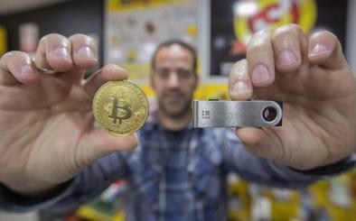 La fiebre de las bitcoins llega a Granada