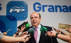 Sebastián Pérez asegura que pactó con Luis Salvador la alternancia en la alcaldía de Granada