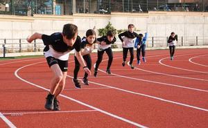 La esencia del 'jovenerismo' en el atletismo de Granada