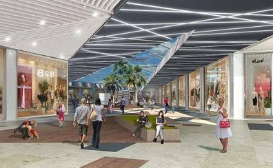 Nueva imagen virtual de cómo quedará el Jaén Plaza