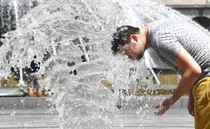 Así va a ser la primera ola de calor africano en España