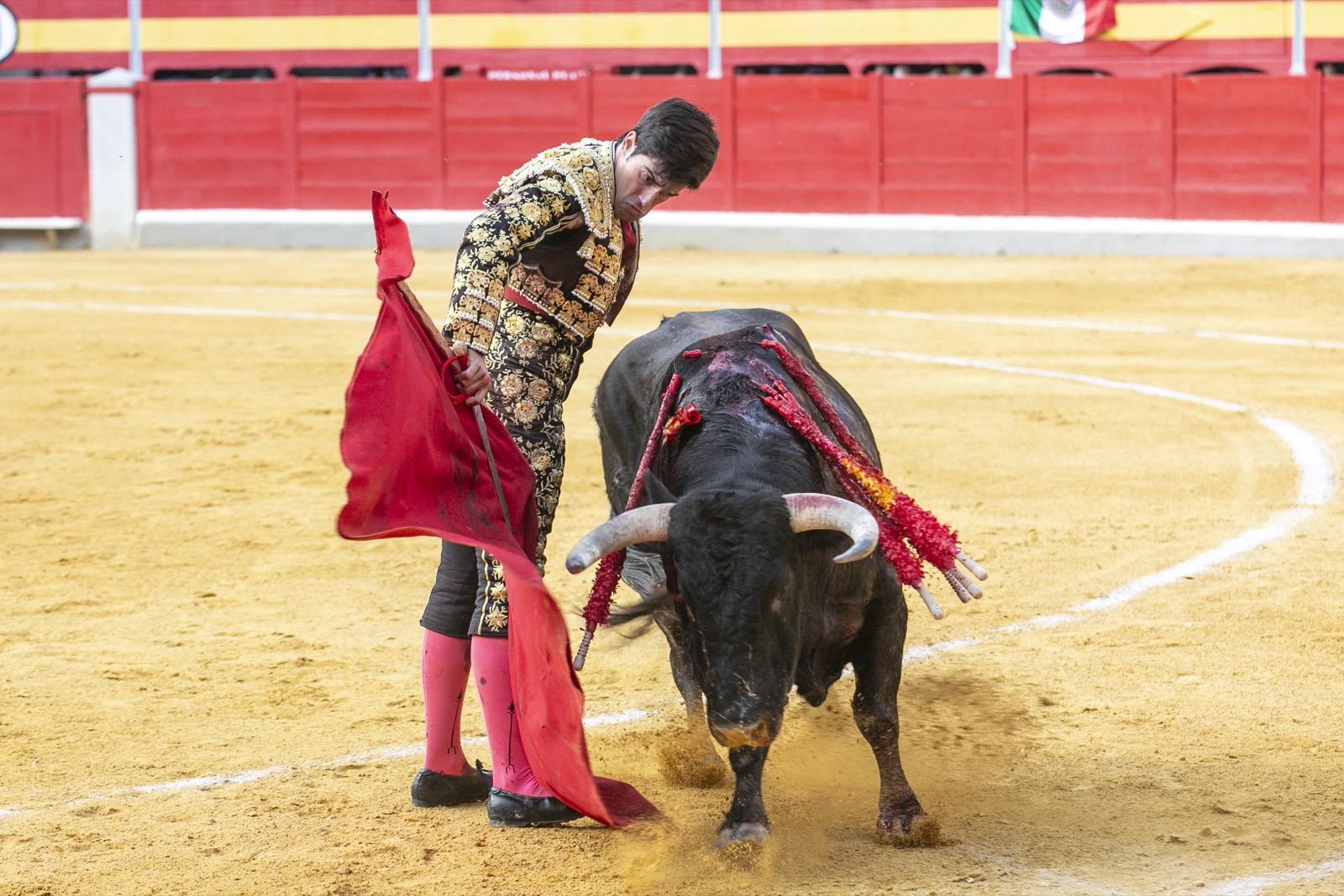 Así fue la última corrida de toros del Corpus de Granada