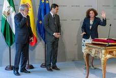 La rectora de la Universidad de Granada pide a la Junta que se revise el presupuesto