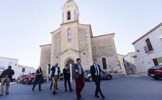 Diputación invierte 150.000 euros en la mejora de la vía Uleila-Lubrín