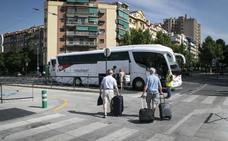 Del Albaicín a la Gran Vía de Madrid en tres horas