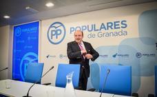 El PP de Granada insiste en la alternancia, aunque se abre a negociar el gobierno con Cs