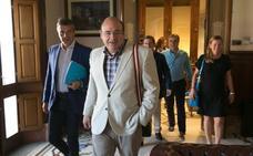 Buena sintonía entre PP y Cs tras la primera reunión para negociar el gobierno en Granada