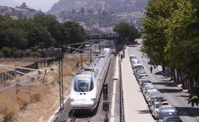 El tren 11328, el primer AVE a Granada a 300 kilómetros por hora