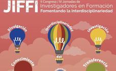 La UGR acoge el Congreso Nacional y Jornadas de Investigadores en Formación: Fomentando la Interdisciplinariedad