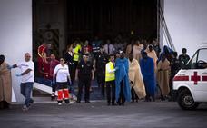 La llegada de migrantes a Motril vuelve a aumentar, con más de 400 en lo que va de mes