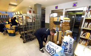 Las compras online sostienen la paquetería
