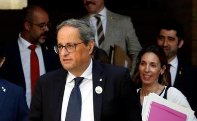 Torra acudirá a Estrasburgo pero no aclara si liderará la manifestación secesionista