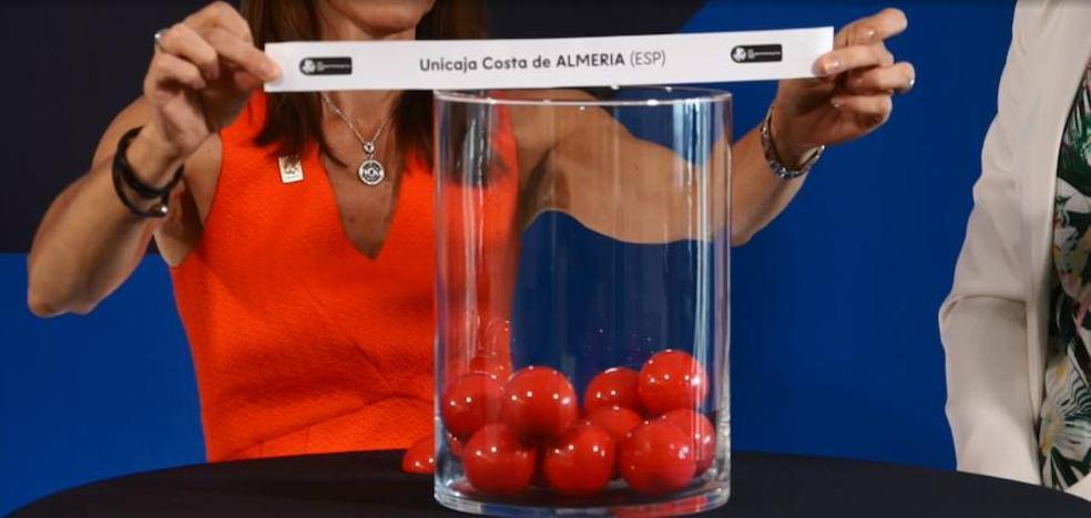 Unicaja Costa de Almería debutará en la Challenge Cup ante Graz