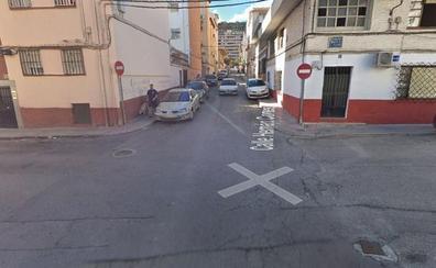 Cuatro heridos tras colisionar un coche y una moto en Jaén