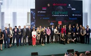 Convocados los VI Premios CEPYME para promover el reconocimiento de pymes y autónomos