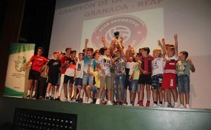 La RFAF premia a los más deportivos de la temporada en Cúllar Vega