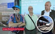 Los primeros viajeros de Madrid y Barcelona opinan sobre el AVE