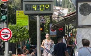 Granada, en «riesgo extremo» por la mayor radiación ultravioleta de España