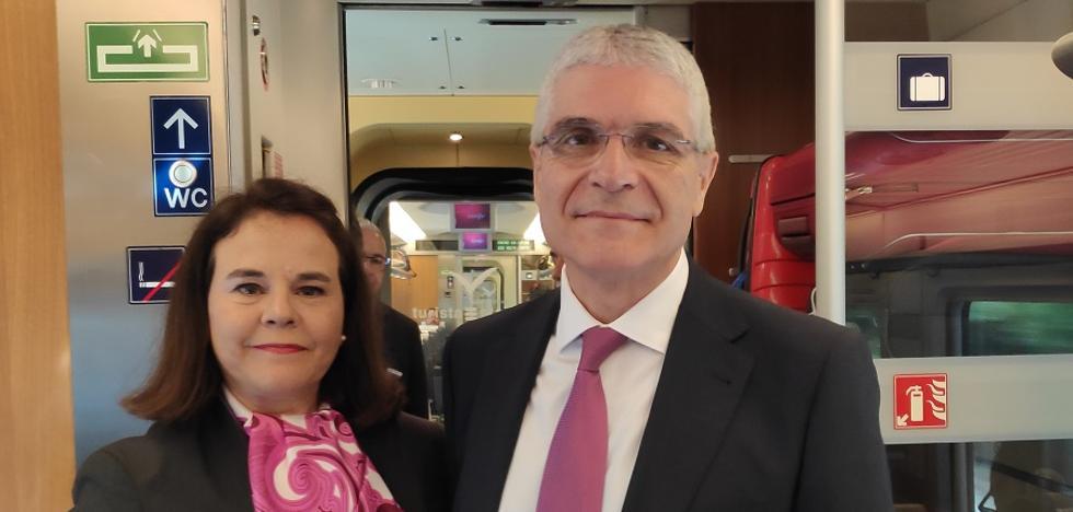 «El AVE se ha democratizado mucho en 30 años»