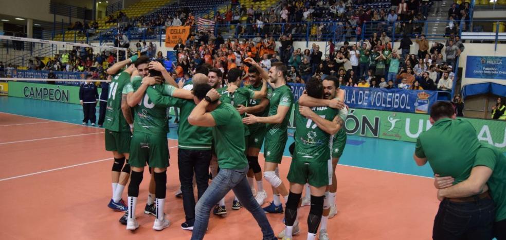 Unicaja Costa de Almería debutará en la Challenge Cup ante UVC Holding Graz
