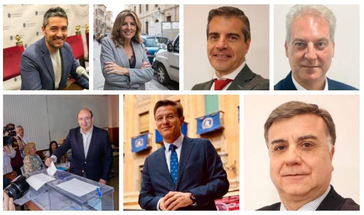 Estos son los 11 concejales del gobierno del Ayuntamiento de Granada y sus cargos