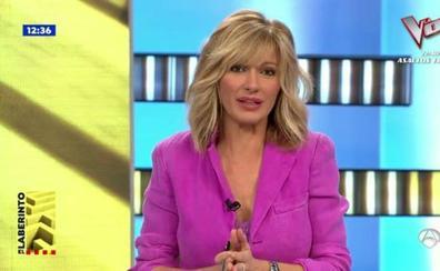Susanna Griso abandona en directo 'Espejo Público' tras la muerte repentina de su hermana