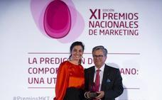 Santiago Alfonso, de Cosentino, el 'Mejor Profesional de Marketing'